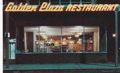 Golden Plaza Restaurant - vintage Regina, SK