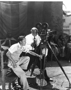 Movie Making with Cecil B. DeMille