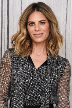 Jillian Michaels Slams Fad Diets and Urges People 'Do Not Do Keto' Mom Hairstyles, Jillian Michaels, Hair Color And Cut, Fad Diets, Why People, How To Slim Down, Holiday Rentals, New Hair, Curly Hair Styles