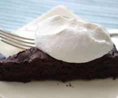 Sweet Flourless Chocolate Cake