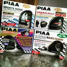 Honk!Honk! The solution to weak @$$ horns...#piaa #carhorn #piaajapan #piaamalaysia