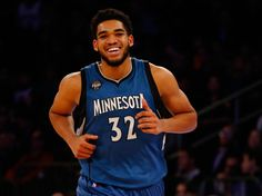 Karl-Anthony Towns And The Timberwolves Are The Future