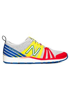 Your primary colors don't look so primary anymore.%0AKate Spade Saturday x New Balance, $95, available in February 2015 at Kate Spade Saturday and New Balance.