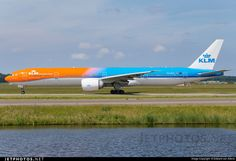 High quality photo of PH-BVA (CN: 35671) KLM Royal Dutch Airlines Boeing 777-306ER by Edward van Altena