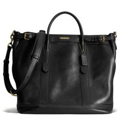 The Coach + Billy Reid Hero Tote In Pebbled Leather from Coach