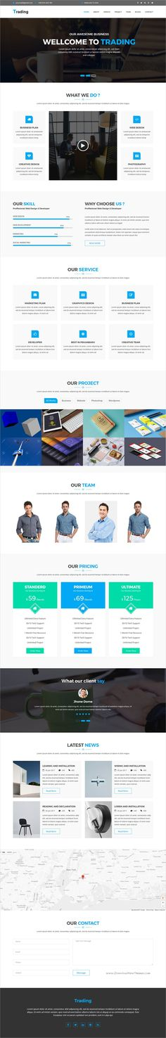 Trading is clean and modern design responsive #HTML5 template for multipurpose #corporate website download now➩ https://themeforest.net/item/trading-multipurpose-html5-corporate-template/19828074?ref=Datasata