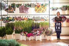 Marni Flower Market, Milan Fashion Week