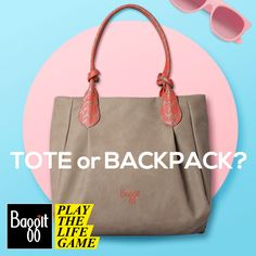 An uber cool #contest for all fashion lovers out there! Guess the bag, tag a friend who is ready to #PlayTheLifeGame & WIN.