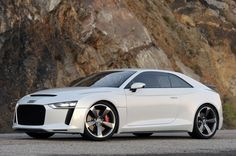 Audi Quattro, will this be the new model?