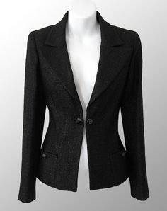 Couture et Tricot: Chanel jacket eye-candy (part 2) –  tany sews and knits, sewing tips, sewing tutorials,