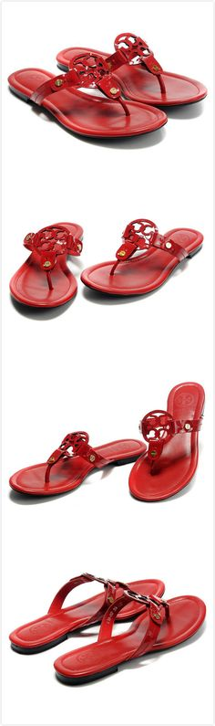 I've been looking for red sandals everywhere! I might just have to get these:)