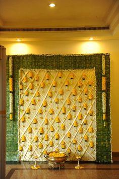 Wedding deco #indian #wedding #decoration