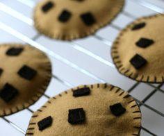 Felt Cookies Part 2 | Prudent Baby