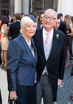 Prince Amedeo marries Elisabetta Rosboch von Wolkenstein in Rome - Photo 10 | Celebrity news in hellomagazine.com