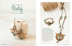 PS Jewelry Affaire Winter 2015 — Pre-Order - Stampington