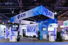 JCM Global at Global Gaming Expo (G2E) 2017 - Custom Exhibit Rental | Absolute Exhibits    #tradeshow #exhibit #g2e #globalgaming