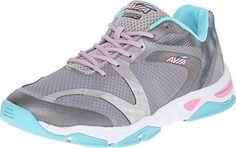 cheap for discount a9936 5bcc6 AVIA Womens Gfc Impact CrossTrainer Shoe Chrome SilverIron GreyWinter  BluePrism Pink 95 M US   Click · Avia ShoesShoes ...