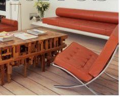 Mies Van Der Rohe, BauHaus Designed U0027Barcelonau0027 Chair ...