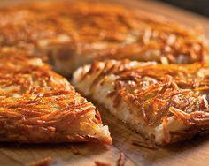 Pommes Paillasson Recipe (Photo courtesy of Eric Wolfinger)