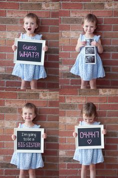 Baby Number 2 Announcement, Second Pregnancy Announcements, Big Sister Announcement, Creative Pregnancy Announcement, Christmas Baby Announcement, Pregnancy Announcement Photos, New Baby Products, Future Children, Photoshoot