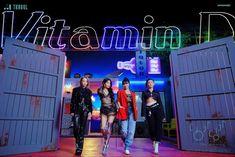 Kpop Girl Groups, Korean Girl Groups, Kpop Girls, K Pop, Super Junior ヒチョル, Mini Albums, Red Velvet アイリン, Mamamoo Moonbyul, Group Photos