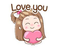 Love You Cute, Love You Gif, Cute Love Pictures, Funny Profile Pictures, Very Funny Pictures, Emoji Pictures, Cute Cartoon Pictures, Cute Love Cartoons, Cute Hug