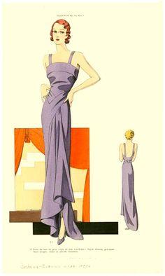 Яндекс.Фотки//идея платья из 30-х годов