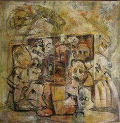 Acrylique sur toile -Filzed 2012