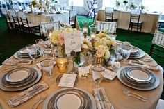 See the rest of this beautiful gallery: http://www.stylemepretty.com/gallery/picture/539080/
