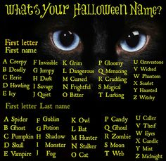 funny name generator hilarious - funny name generator . funny name generator hilarious . funny name generator humor . funny name generator kids Halloween Names, Halloween Quotes, Halloween Fun, New Names, Cool Names, Funny Name Generator, Anime Name Generator, Dragon Names Generator, Nickname Generator
