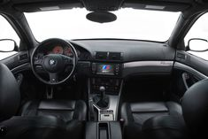 70s bmw interior | 2002 BMW M5 Interior (US spec)