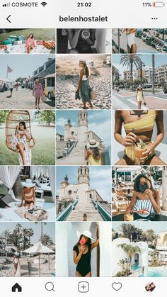 Instagram Feed Ideas Posts, Instagram Feed Goals, Instagram Layouts, New Instagram, Insta Layout, Instagram Marketing Tips, Photography Filters, Creative Photos, Images