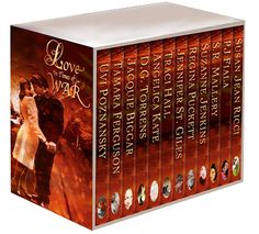 Check out the romance box set Love in Times of War for only 99cents                                                         http://padmeslibrary.blogspot.com/2017/06/love-in-times-of-war-box-set.html