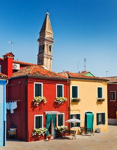 Burano Colourmm, Italy