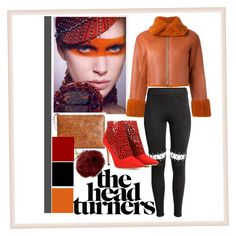 """""""Head turners"""" by clarerizzo on Polyvore featuring adidas Originals, Alexia Crawford, Patricia Nash and Jimmy Choo"""