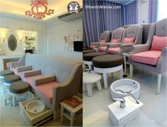 Pink Me Up Beauty Nail and Dry Bar: Most Glamorous Nail Salon in Metro Manila - When In Manila