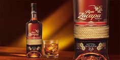 """Ron Zacapa is an international reference in the world of aged rums. This refreshed packaging illustrates the artisanal production of this grand Guatemalan rum with a well-defined woven """"petate"""" fibre décor and gold detailing. Cuba, Ron Zacapa, Reyka Vodka, Single Barrel Bourbon, Good Rum, Sour Fruit, Baby Food Recipes, Food Baby, Distillery"""