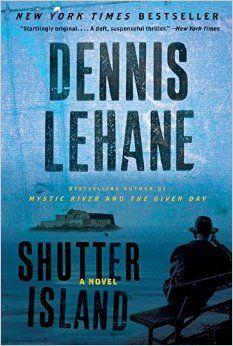 Book psychological thriller - Shutter Island