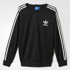adidas Beckenbauer Sweatshirt - Black | adidas Regional