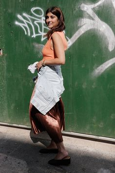 What to Wear This Week With Maryam Nassir Zadeh - Man Repeller