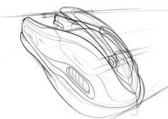 Sketchbook Pro Demo Work - Jet Ski by Jeff Smith at Coroflot.com
