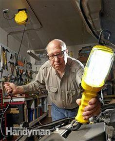 13 Cool Tools Every Shop Needs A garage mechanic's wish list