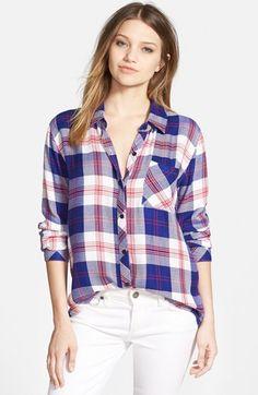 Rails 'Hunter' Plaid Shirt | Nordstrom