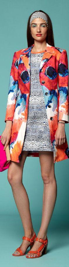 Trina Turk Spring RTW 2015 ❤ Beautiful Outfits, Cool Outfits, Casual Outfits, Fashion Outfits, Fashion Trends, Fashion Details, Fashion Clothes, Women's Fashion, Spring Wear