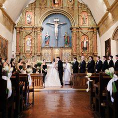 California Winter Wedding From Erin Hearts Court Danielle Ambler