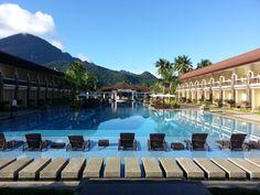 a resort in Palawan