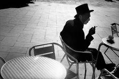 Josef Koudelka, ITALY. Venice. 2000. Carnival.