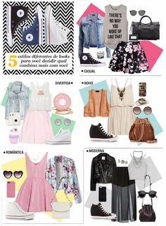 Fashion Drops: All Star de Salto? (Chuck Taylor Lux Converse)