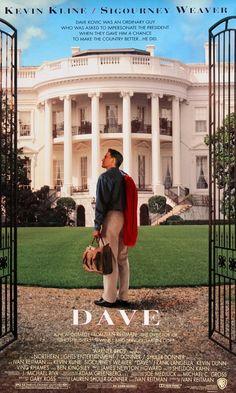 Dave (1993) Original One-Sheet Movie Poster