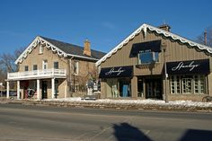 Old Union Hotel Next Door, The Province, Stables, Ontario, Hamilton, Canada, Mansions, Street, House Styles